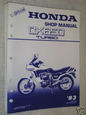 adrian kingston com honda cx650 turbo rh adrian kingston com Honda HR214 Service Manual Honda Motorcycle Service Manual PDF
