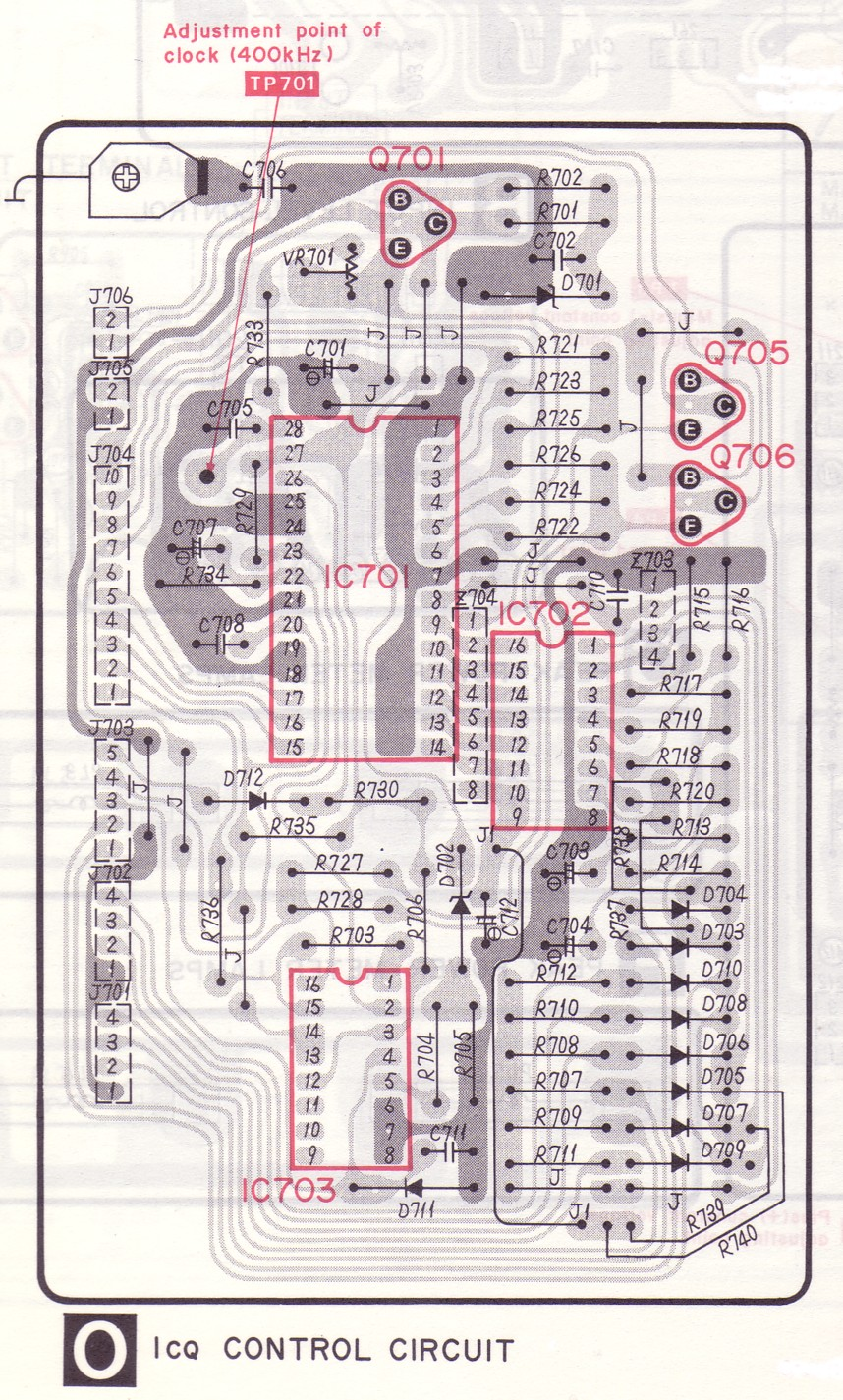 Technics Se A3mk2 Analog Acquisition Circuit Amplifiercircuit Diagram Computer Drive